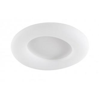 WOFI 9935.01.06.8750 | County-WO Wofi stropné svietidlo diaľkový ovládač regulovateľná intenzita svetla, nastaviteľná farebná teplota 1x LED 7100lm 3000 <-> 6800K biela